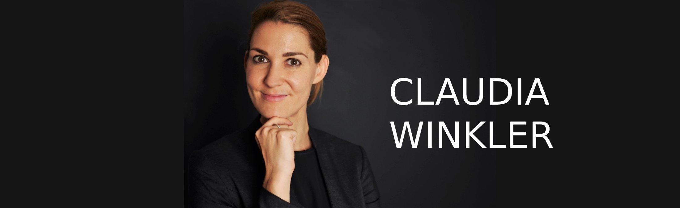 Claudia Winkler — founder